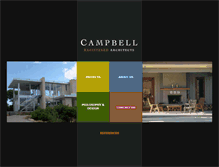 Tablet Preview of campbell-registered-architects.co.nz